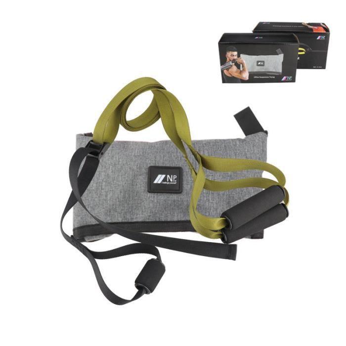Elastique de Résistance Musculation Fitness Pro 5 Vert