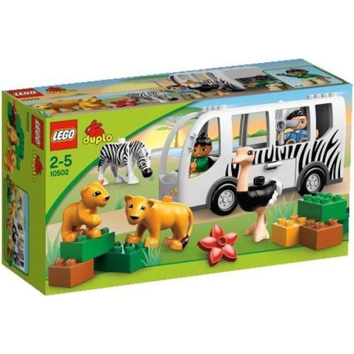 Le Bus du Zoo LEGO® DUPLO® 10502