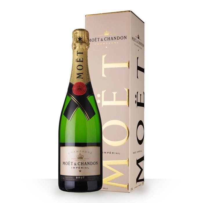 Moët et Chandon Impérial Brut 75cl - Coffret - Champagne