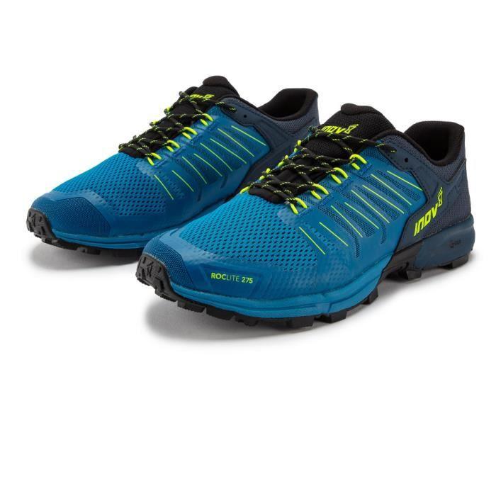 Inov8 Hommes Roclite G 275 Trail Chaussures De Course À Pied Basketss Sport