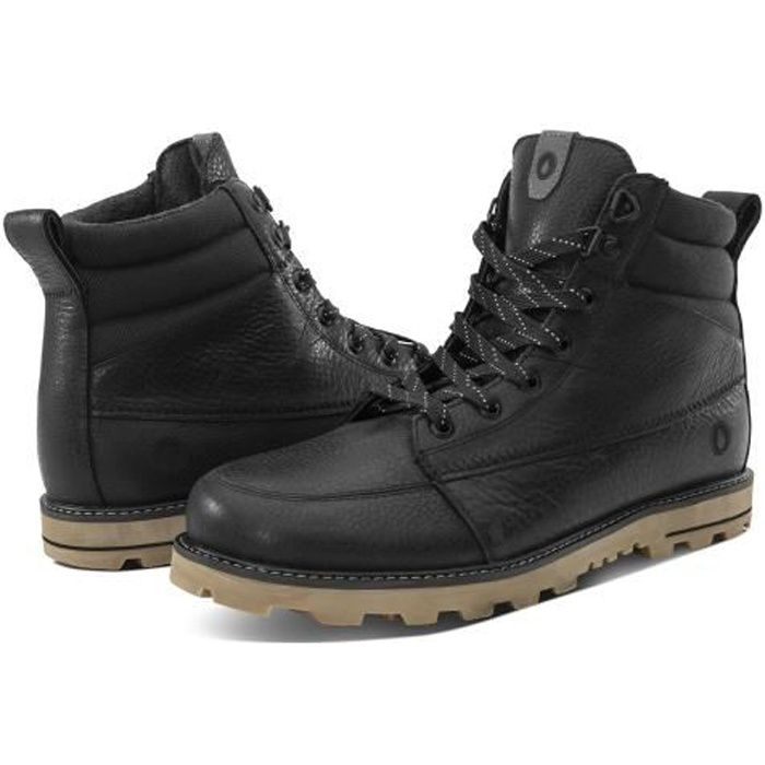 Chaussures Montantes Volcom Sub Zero New Black Homme