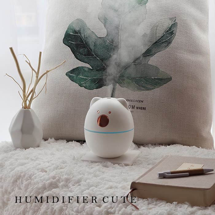 HUMIDIFICATEUR-Ours blanc-Humidificateur