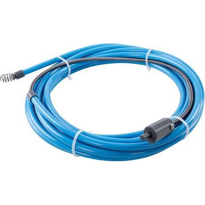 Silverline 633025 - Furet actionné par perceuse électrique