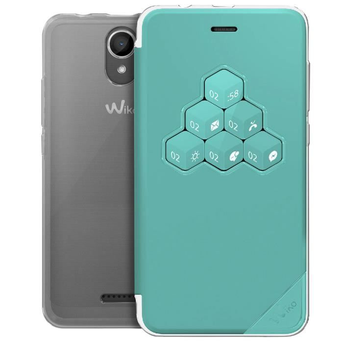 Wiko Smart Folio WiCUBE Bleen Harry