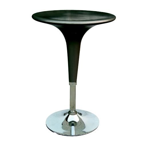 table bar ronde reglable