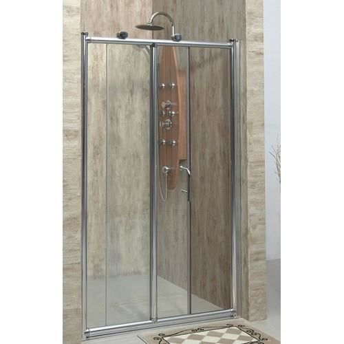 porte de douche coulissante olivia 120 cm achat vente cabine de douche porte de douche. Black Bedroom Furniture Sets. Home Design Ideas