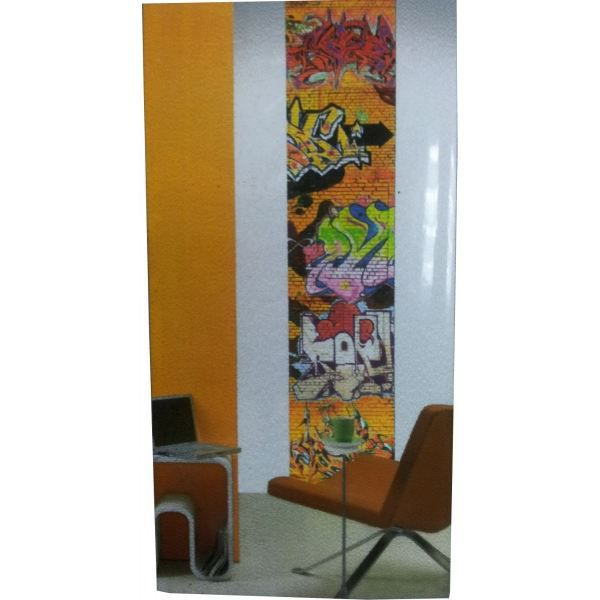 Decor mural adhesif graffiti for Decor mural adhesif