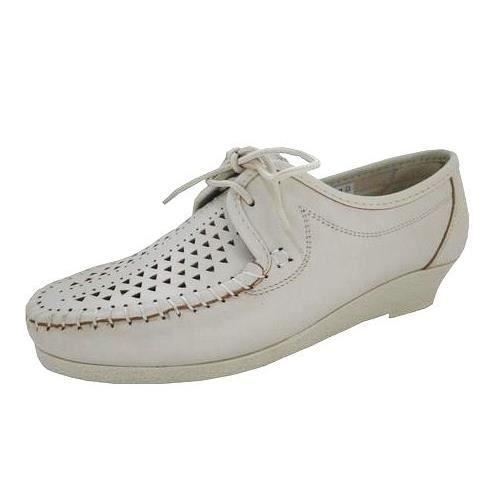 MOCASSIN Chaussures confort cuir femme mocassins KIARFLEX