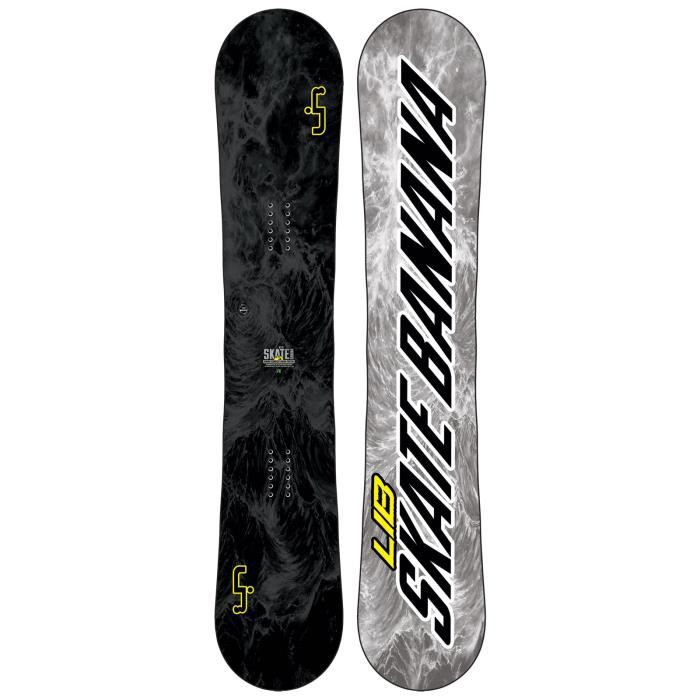 planche de snowboard lib tech skate banana 154 prix pas. Black Bedroom Furniture Sets. Home Design Ideas