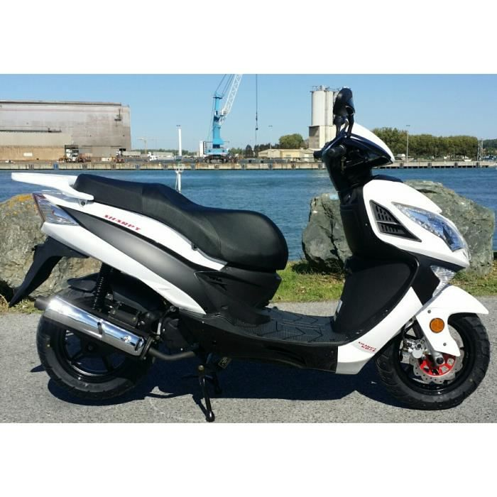 scooter 50cc 2 temps longjia sharpy lj50qt 4 50cc achat. Black Bedroom Furniture Sets. Home Design Ideas