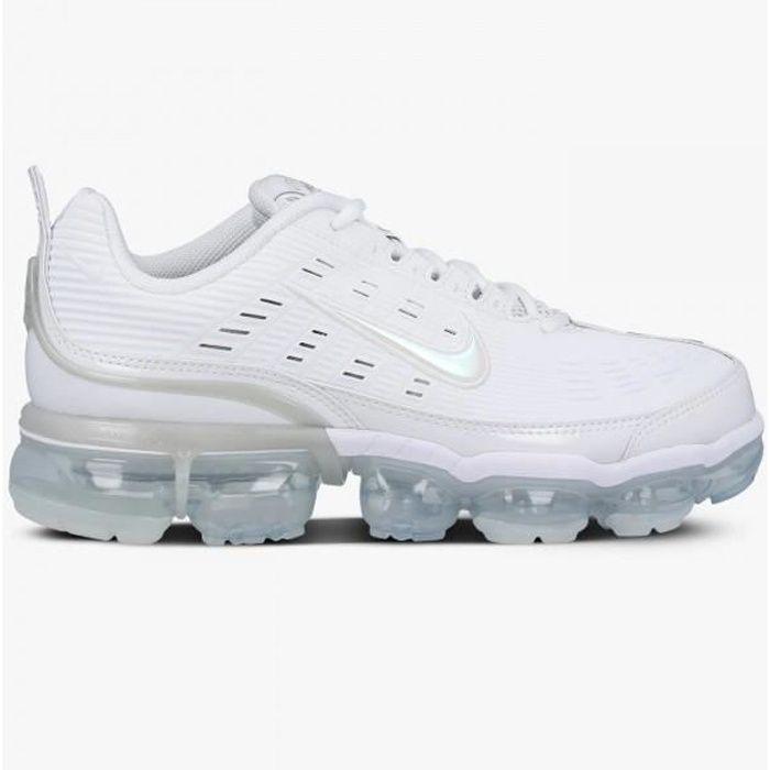 Nike vapormax plus blanche