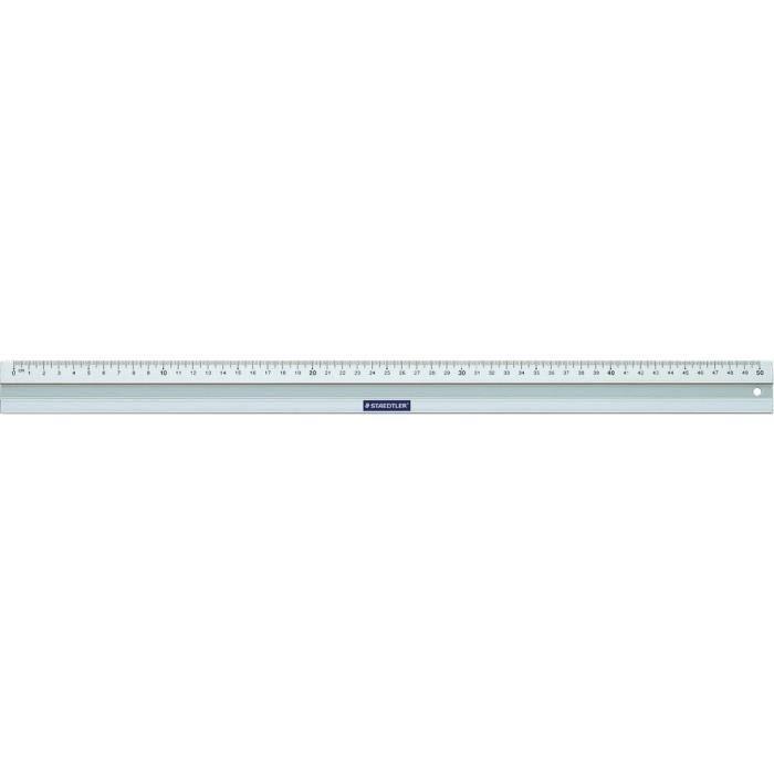 Staedtler 563-40 R/ègle plate aluminium 40 cm