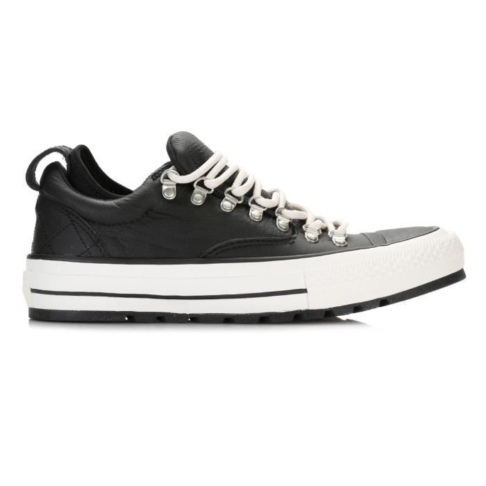 Converse Homme Cuir All Quilted Star 9 UK Noir Descent Baskets xwZqTHxa