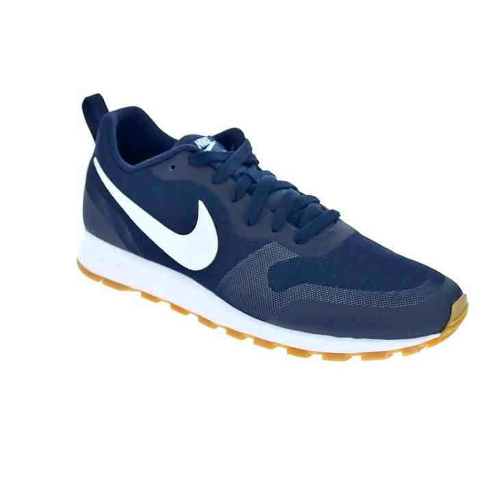 Homme 2 Runner Bleu Baskets Md BassesNike OPXn0kw8