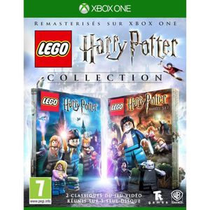 JEU XBOX ONE LEGO Harry Potter Collection Jeu Xbox One