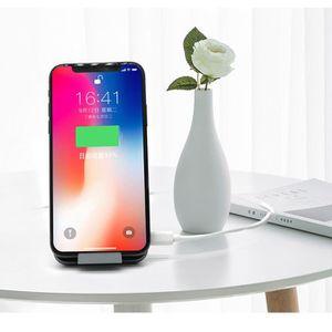 CHARGEUR TÉLÉPHONE QC3.0 Qi chargeur sans fil d'alimentation de charg
