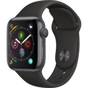 MONTRE CONNECTÉE Apple Watch Series 4 GPS + Cellular 44mm gris sidé