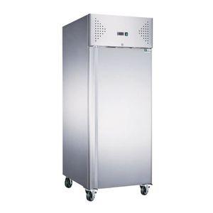 ARMOIRE RÉFRIGÉRÉE Armoire froide négative inox 650 litres