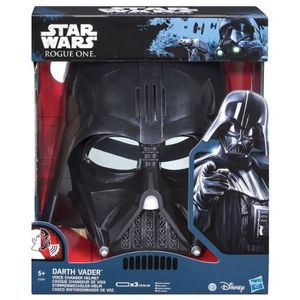 CASQUE AUDIO ENFANT Star Wars Rogue One Masque changeur de voix Darth
