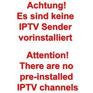 BOX MULTIMEDIA MAG 322 Original Infomir & HB-DIGITAL IPTV Set Top