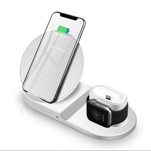 CHARGEUR TÉLÉPHONE Charge rapide Chargeur sans fil pour Iphone XS XR