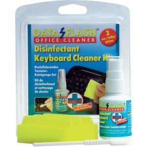 NETTOYAGE - ENTRETIEN Kit de désinfection et nettoyage de clavier DAT…