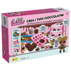 CUISINE CRÉATIVE - JEU CULINAIRE L.O.L. Surprise Crée tes chocolats