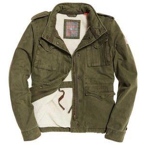 BLOUSON Vêtements femme Vestes Superdry Classic Winter Roo