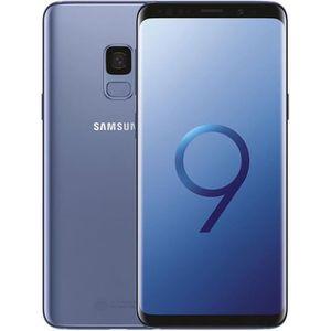 SMARTPHONE Samsung Galaxy S9 4+64GB G960F Single Sim Bleu