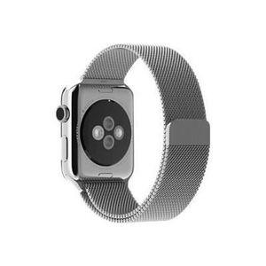 BRACELET MONTRE CONNEC. SWISSANT® Bracelet pour Apple Watch I Watch en Aci