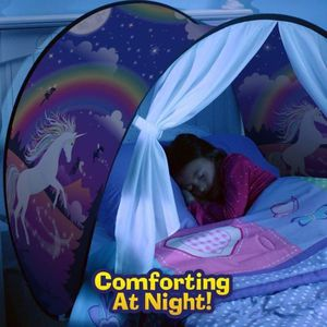 TENTE DE LIT  Dream Tents - Tente de lit enfant - Tente pliable