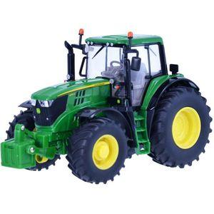VOITURE - CAMION JOHN DEERE Tracteur 6195M