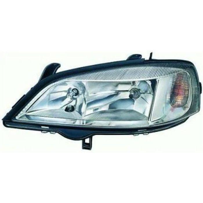 Phare avant droit chromé Opel Astra G 1998-2004 AC39729