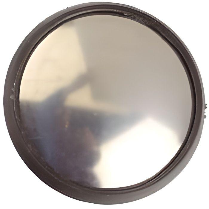 Cache trou antenne chrome