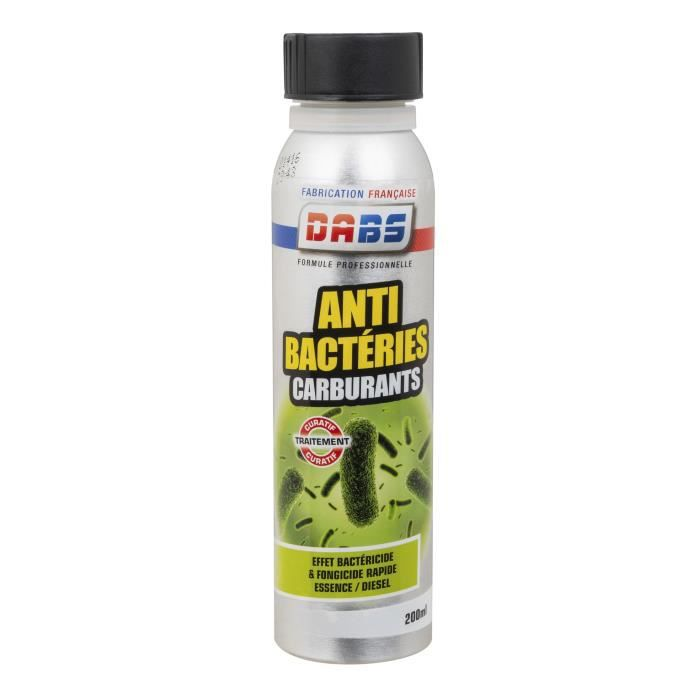 ANTI-BACTERIES CARBURANT