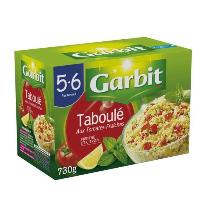 Taboulé à la tomate fraiche - 730 g