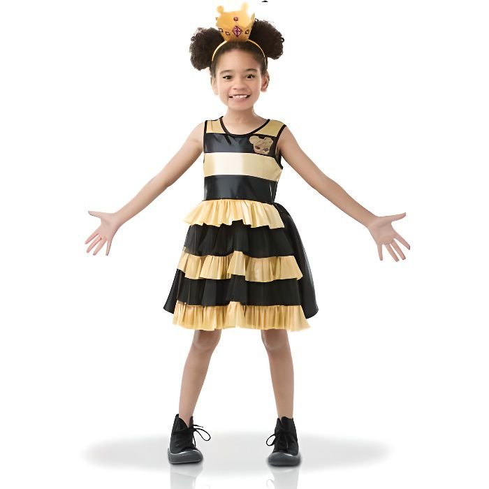 DÉGUISEMENT LOL QUEEN BEE FILLE 12/14 ANS