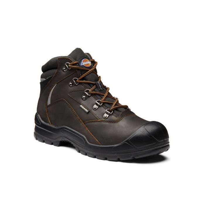 Dickies - Chaussures de sécurité DAVANT II - Homme (Café)