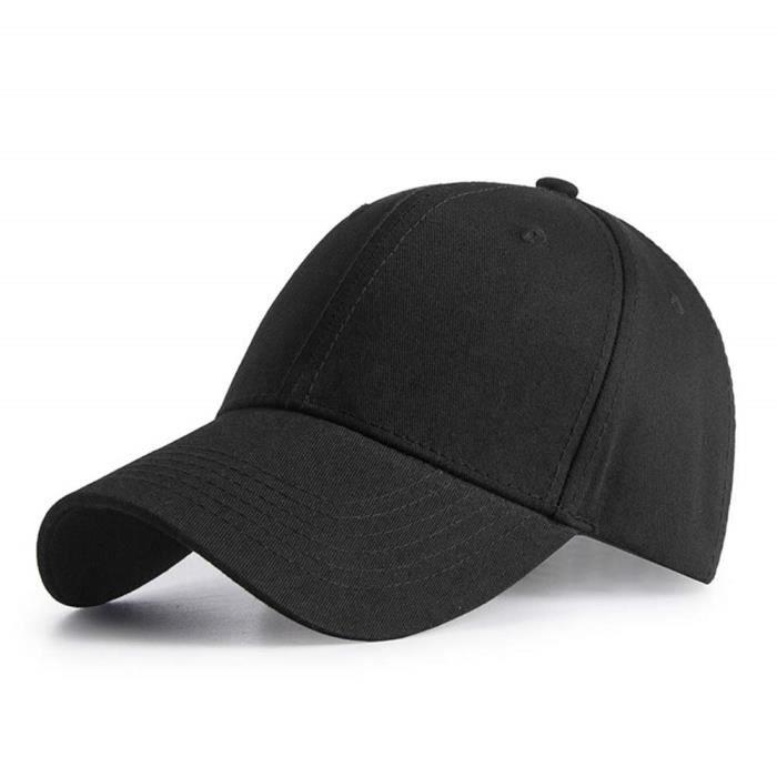 Casquette Baseball,Trucker Cap Snapback Hat for Sport Hip Pop Golf - Casquette Homme Femme,Nior