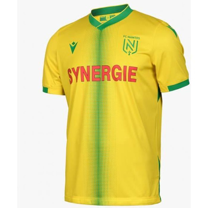 Maillot de Foot FC Nantes Domicile 2021-2022