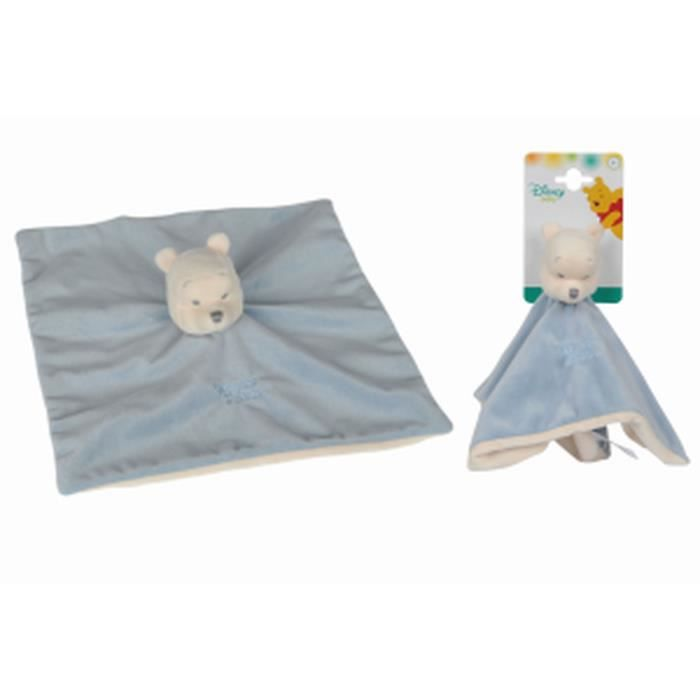 WINNIE Doudou Bleu - Disney baby Tonal
