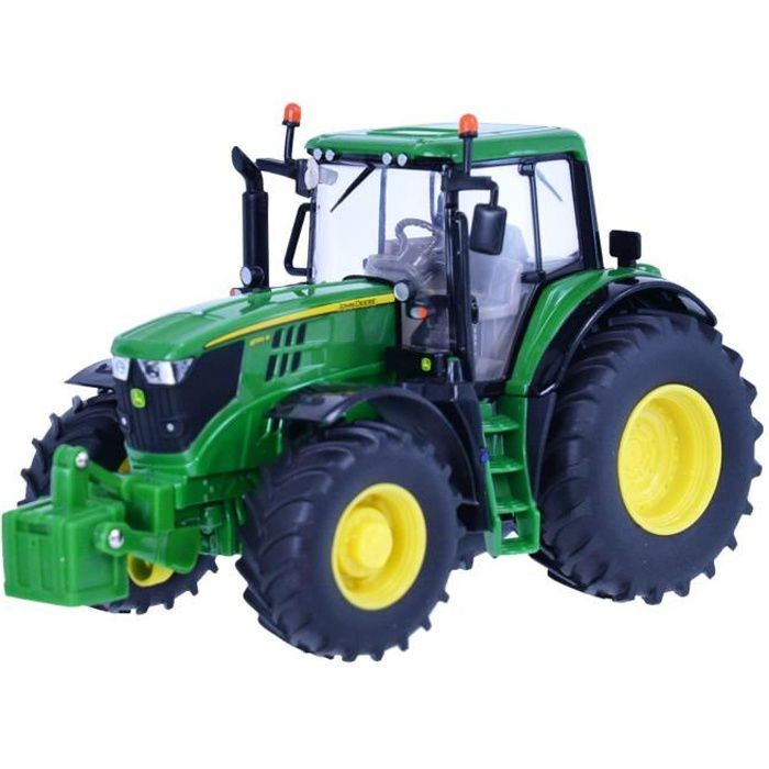 JOHN DEERE Tracteur 6195M