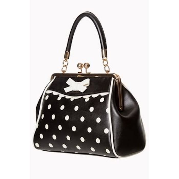 Achat Pois Up Banned Vente Sac Main À Blanc Pin Ybf6yvI7g