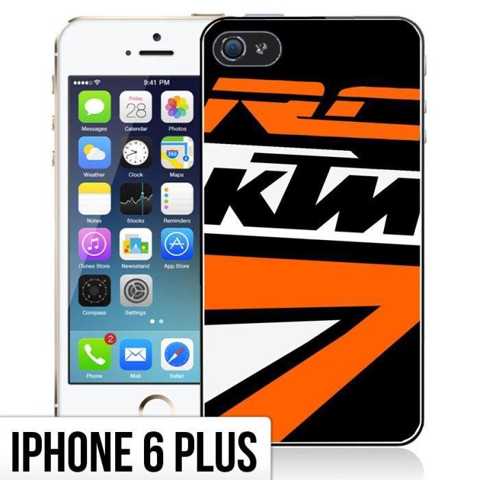 coque iphone 6 plus 6s plus ktm rc logo