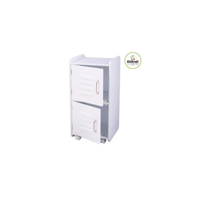 Armoire enfant blanche achat vente armoire for Armoire bebe blanche