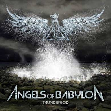 CD VARIÉTÉ INTERNAT Thundergod by Angels Of Babylon