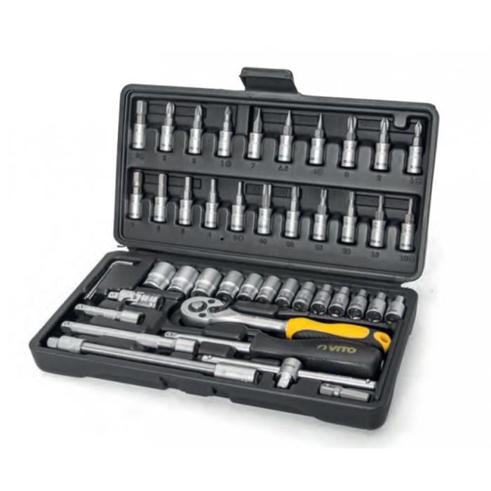 Cliquet réversible carré 1//2 12,5 outils qualité professionnelle chrome vanadium