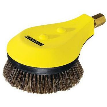 brosse de lavage rotative poils naturels karcher achat. Black Bedroom Furniture Sets. Home Design Ideas