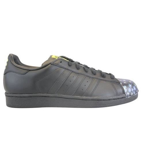 Baskets adidas Superstar Pharrell Noir Noir