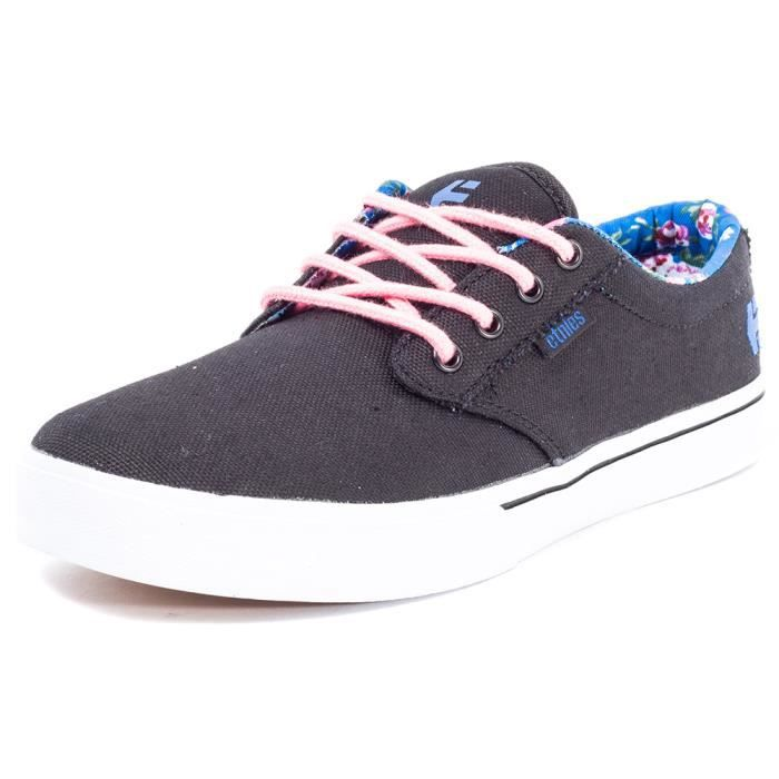 Hommes 6 2 Eco Blue UK Black Baskets Etnies Jameson qcR7FWpztt